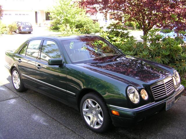E300 for 1998 mercedes benz e300